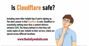 What is cloudflare Stay safe from Scamers cloudflare cloudflare dns 6
