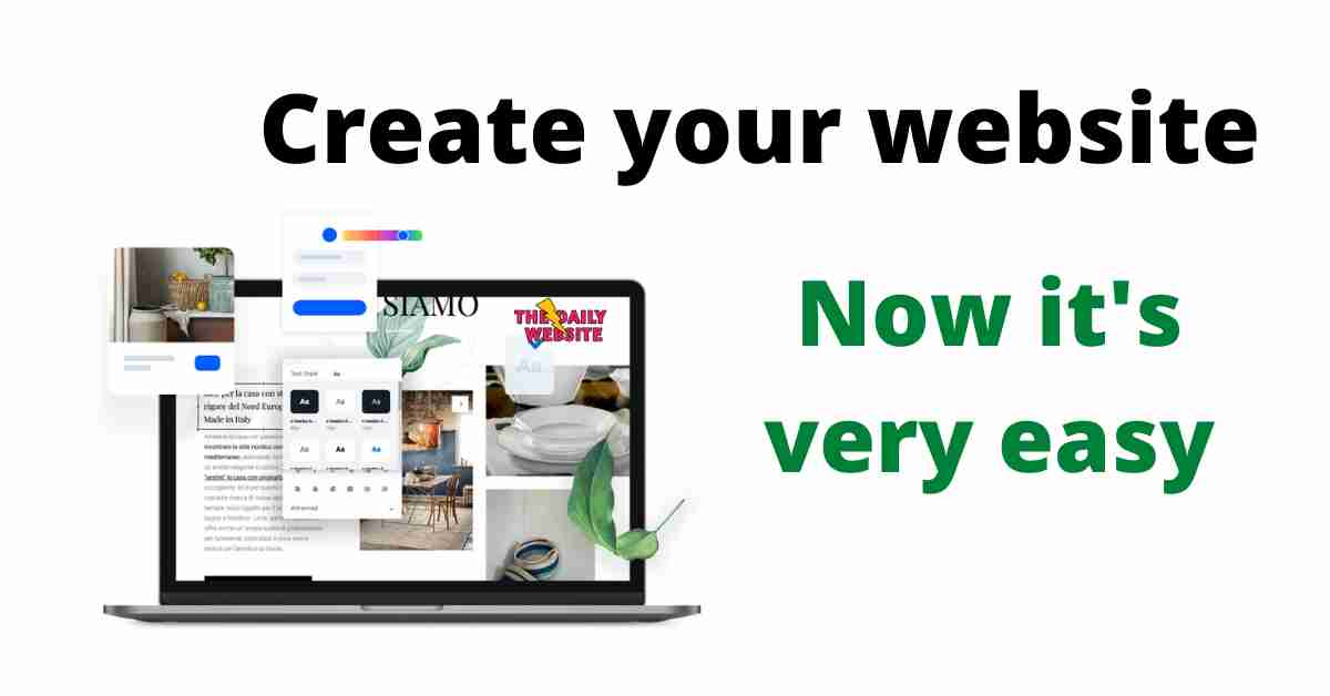 How long does it take to create a website 2021 The daily website