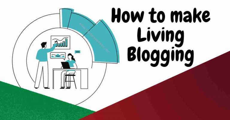How to make a living blogging 2021