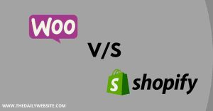 WooCommerce vs Shopify Who is best for Ecommerce Stor 1