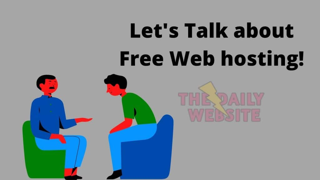 Is Free Hosting are Best for your website 2021 Web Hosting