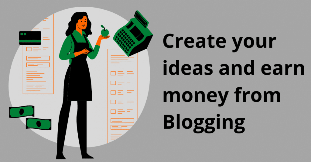 How to start Blogging from mobile phone