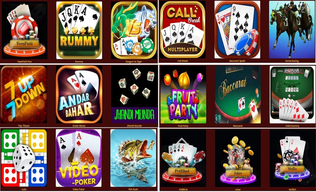 TeenPatti One Available Game